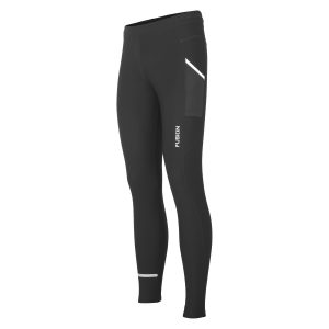 Fusion, long tight, løbetights, sort, unisex