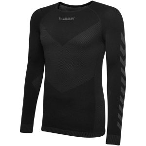 Hummel, First Seamless, Jersey, sort, junior