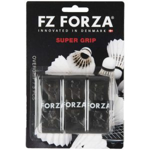 FZ Forza, super grip, grip, 3 pack, ass, badminton