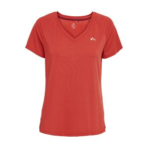 Only Play, Jodie, Training tee, T-shirt, flame scarlet, rød