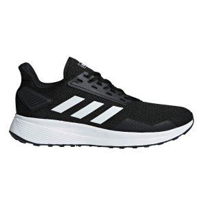 Adidas, duramo, sko, sort