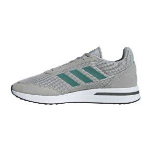adidas, run, 70s, sko, grå
