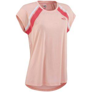 Kari Traa, Elisa, t-shirt, lyserød, soft