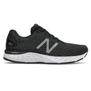 New Balance, 680, løbesko, sort