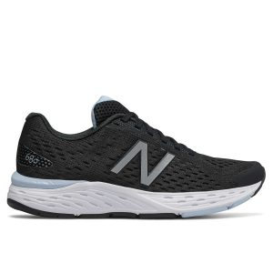 New Balance, 680, løbesko, sort