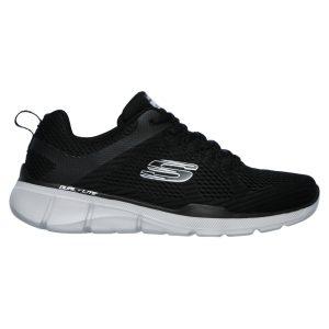 Skechers, Equalizer, sko, sort, grå