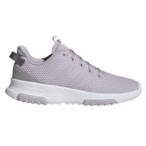 Adidas, cloudfoam, sko, lyslilla, tr