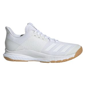 Adidas, crazyflight, bounce, indendørssko, hvid