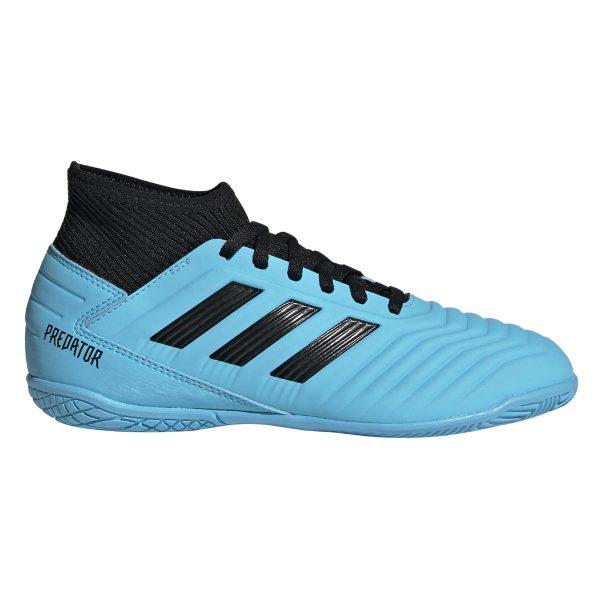 Adidas Predator Tango 19,3 Indendørs Sko Blå Junior sh
