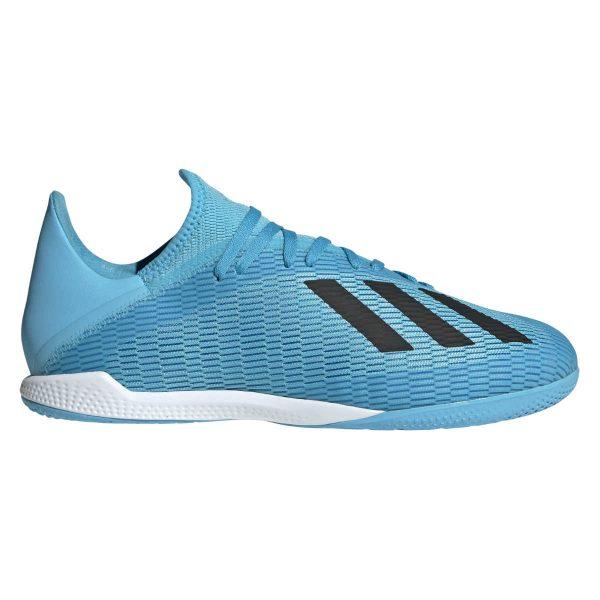 Adidas X19,4 Indendørs Sko Blå Junior sh sport.dk