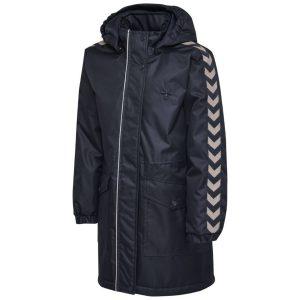 Hummel, Jeanne, Coat, vinterjakke, navy