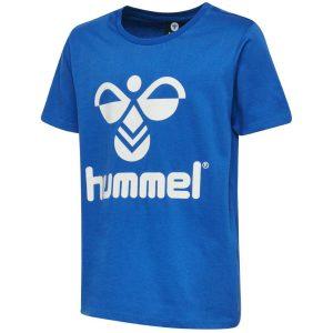 Hummel, Tres, T-shirt, blå