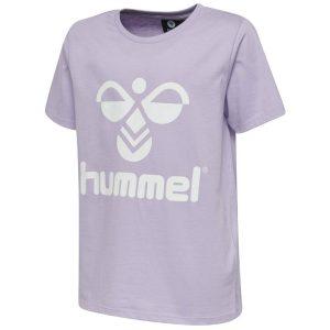 Hummel, Tres, T-shirt, lilla