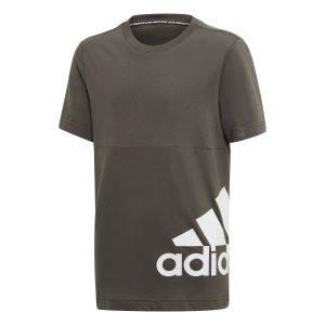 Adidas, T-shirt, Must haves, Bagde of sport, oliven