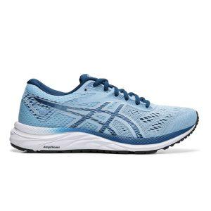Asics, gel-excite, løbesko, blå