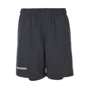 Endurance, Vanclause, shorts, 2 i 1, sort