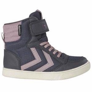 Hummel, Stadil, elastic, boot, vinterstøvler, grå