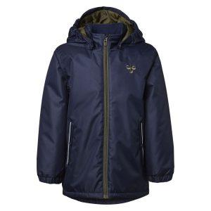 Hummel, Vimur, jacket, vinterjakke, navy