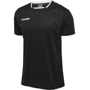 Hummel, Authentic, T-shirt, sort