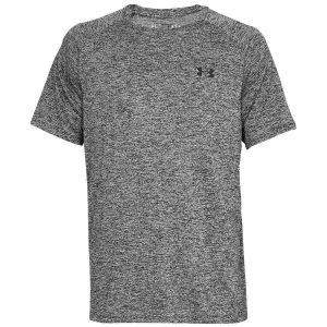 Under Armour, T-shirt, grå melange