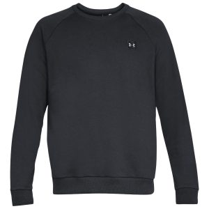 Under Armour, sweatshirt, sort