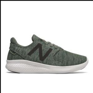 New Balance, Fuel, Core, Coast, sko, yacsthg, grøn