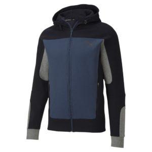 Puma, Evostripe, Zip Jacket, blå