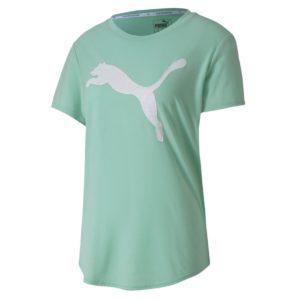 Puma, Evostripe, T-shirt, grøn