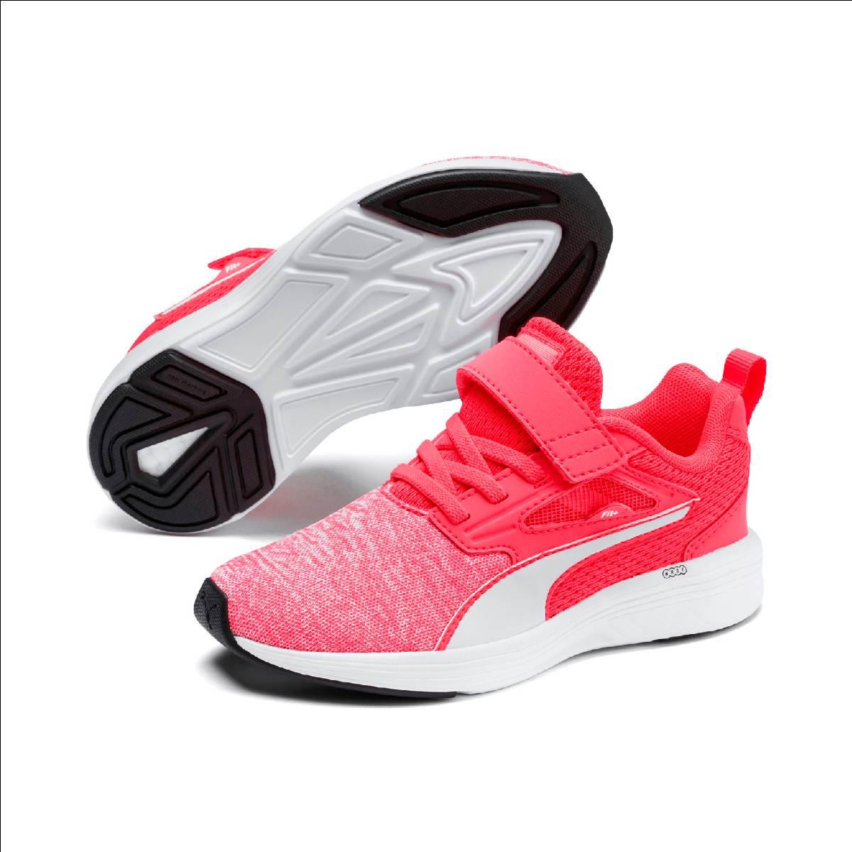 Puma NRGY Rupure Sko Pink Junior