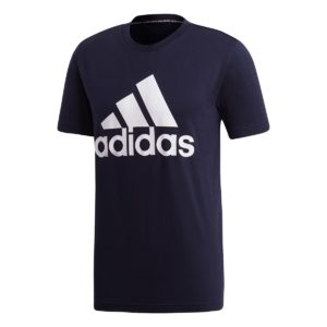 Adidas, T-shirt, Must haves, Bagde of sport, navy