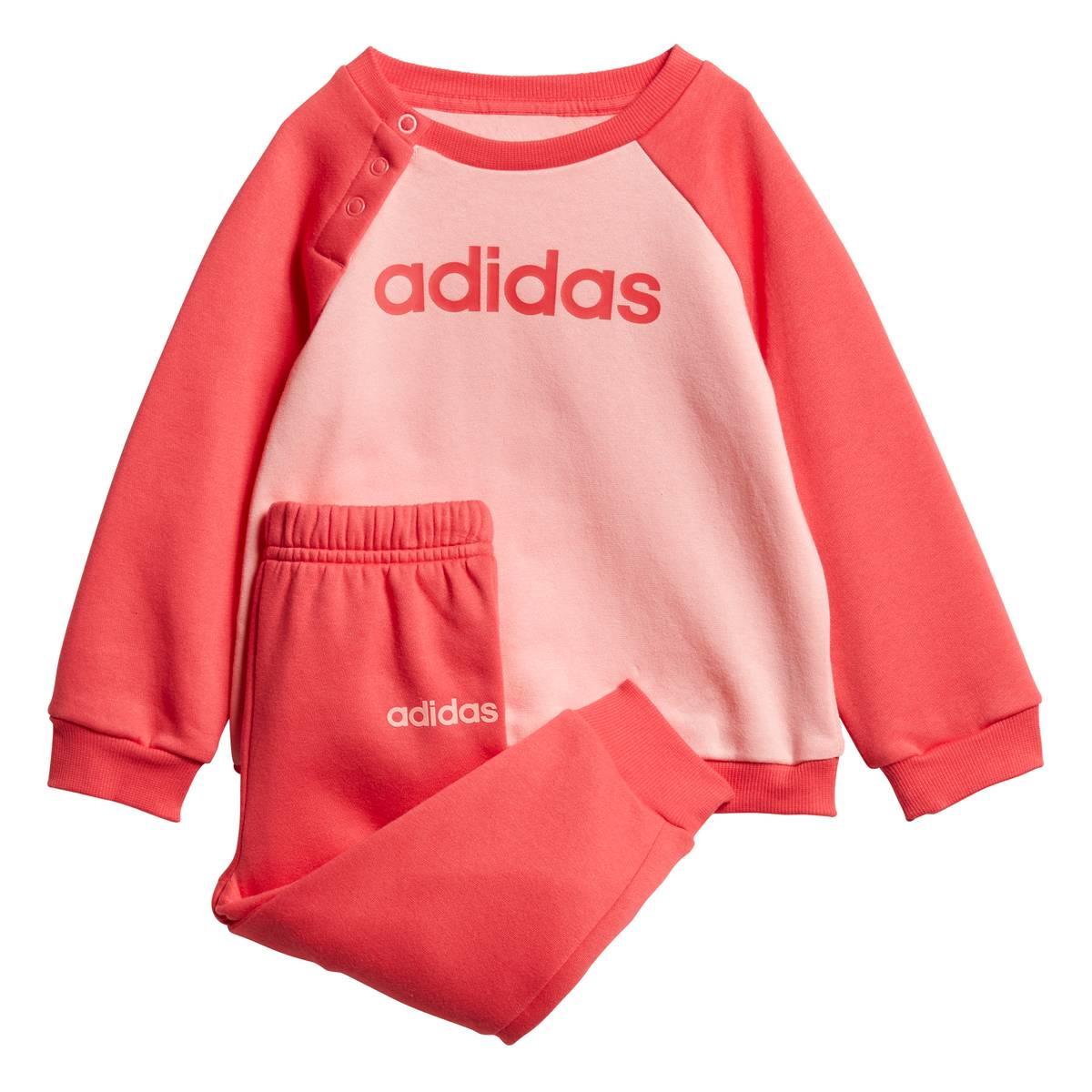 Adidas, babyjogger, lyserød