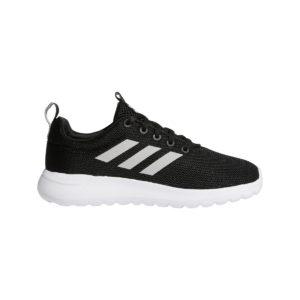 Adidas, lite, racer, sko, sort