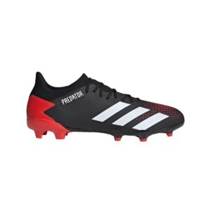 Adidas, predator, fodboldstøvler, 20.3, sort