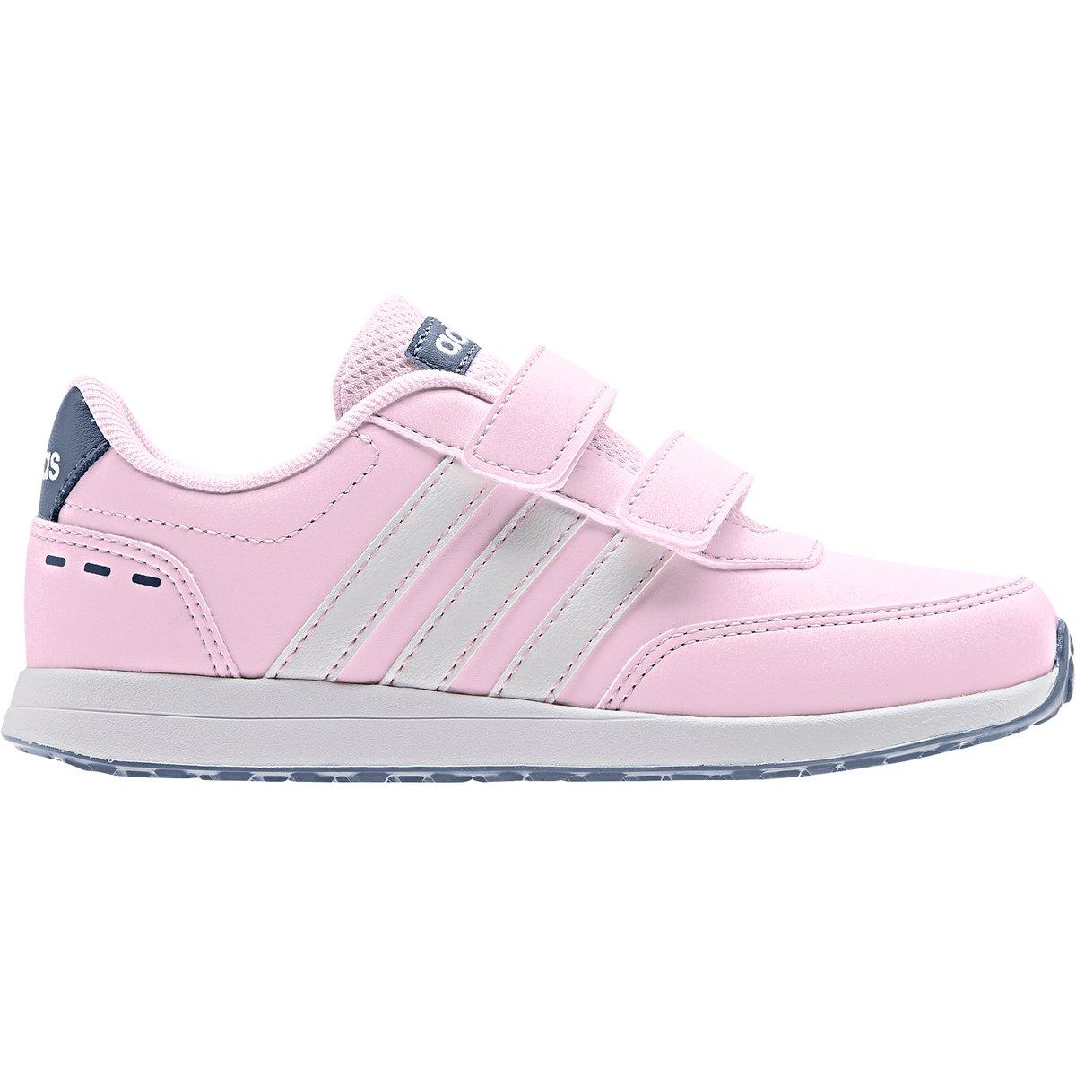 Adidas, vs, switch, sko, lyserød