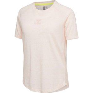 Hummel, mabel, t-shirt, lyserød