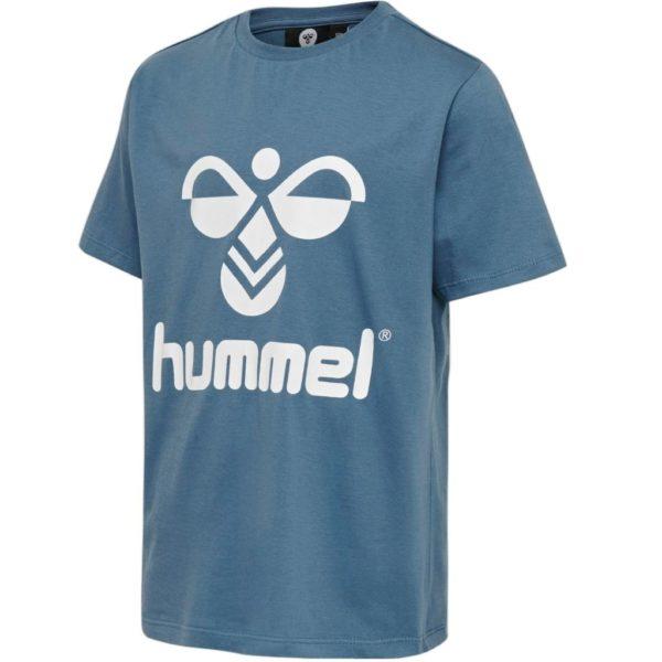 Hummel, Tres, T-shirt, lysblå