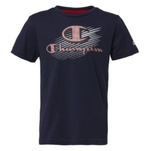 Champion, T-shirt, navy