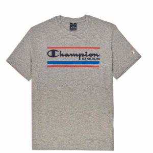 Champion, T-shirt, grå