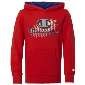 Champion, hættetrøje, rød