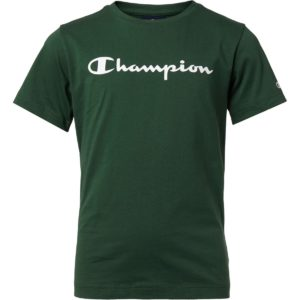 Champion, T-shirt, grøn