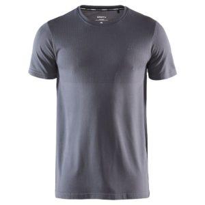 Craft, Fuseknit, light, t-shirt, grå