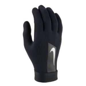 Nike, academy, handsker, sort, hyperwarm