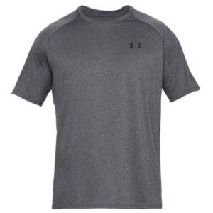 Under Armour, T-shirt, grå