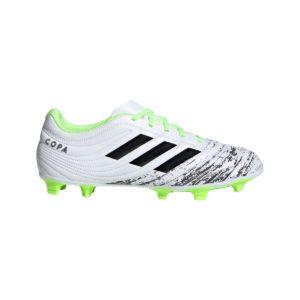 Adidas Copa, fodboldstøvler, hvid, 20.4