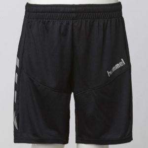 Hummel, Challenger, poly, shorts, sort, børn