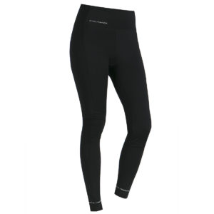 Endurance Thadea Tights Sort Dame