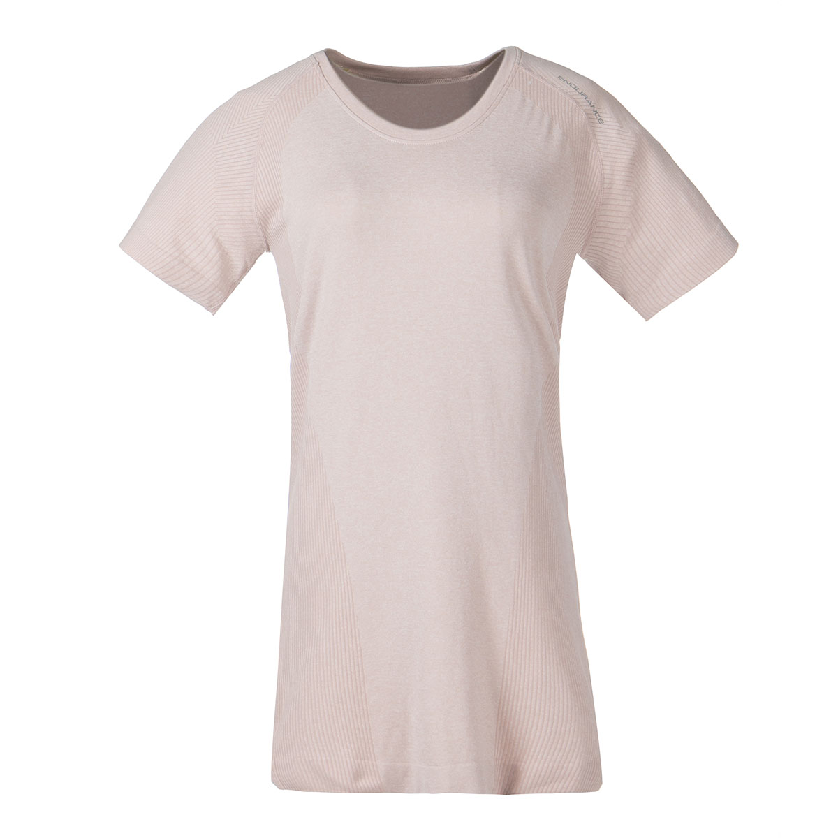 Endurance Halen Seamless T-shirt Lyserød Dame