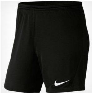 Nike, park, 3, shorts, dame