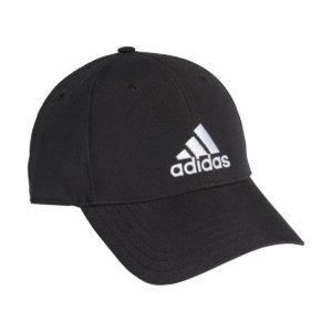 Adidas Baseball Kasket Sort Herre