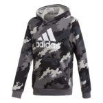 Adidas Must Haves Badge Of Sport Hættetrøje Print Junior